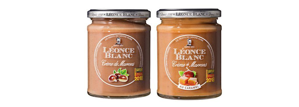 Crèmes de marron Léonce Blanc