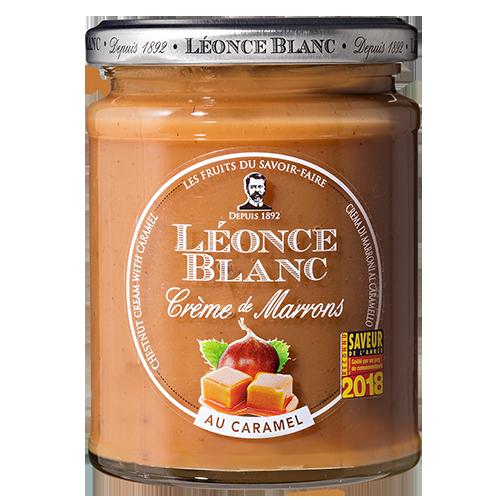 Crème de marron au caramel Léonce Blanc
