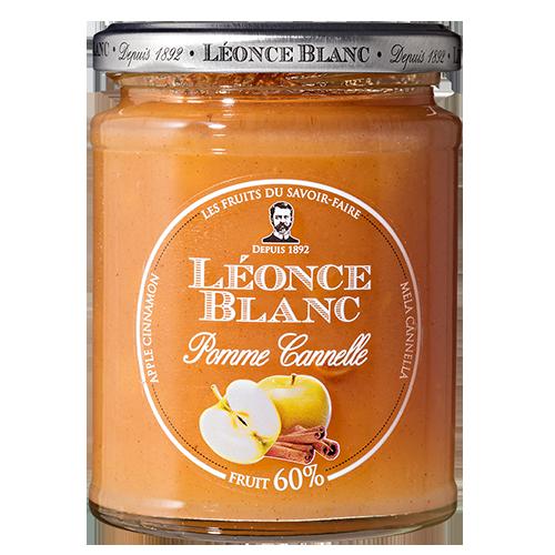 Pomme Canelle Léonce Blanc