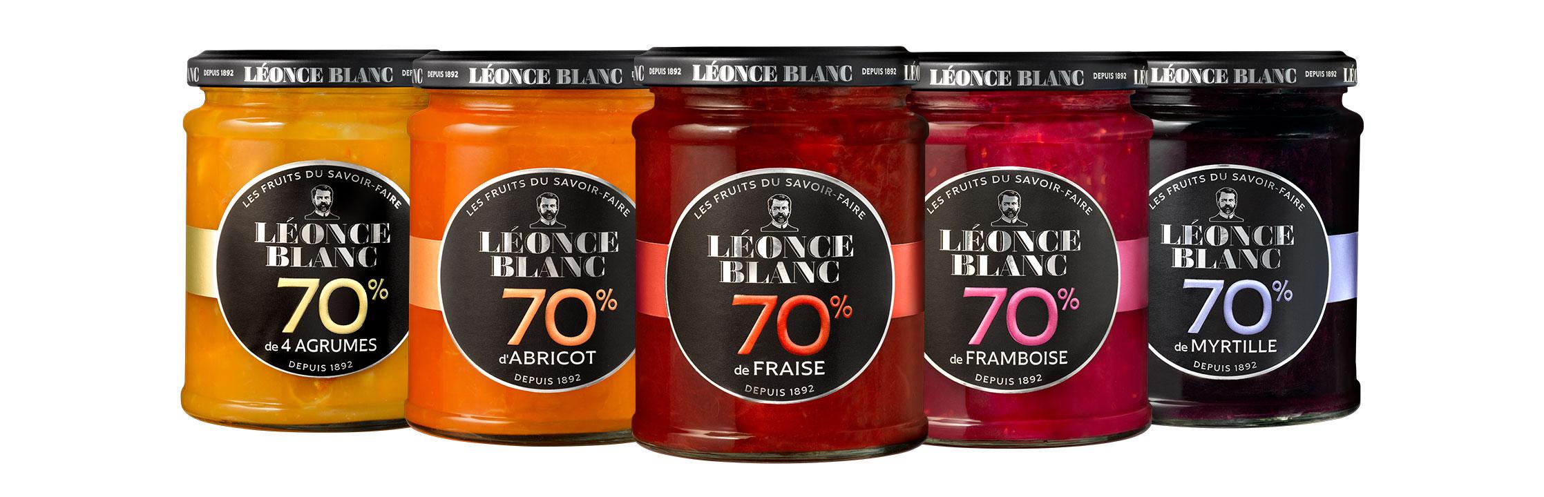 Gamme 70% 320g Léonce Blanc