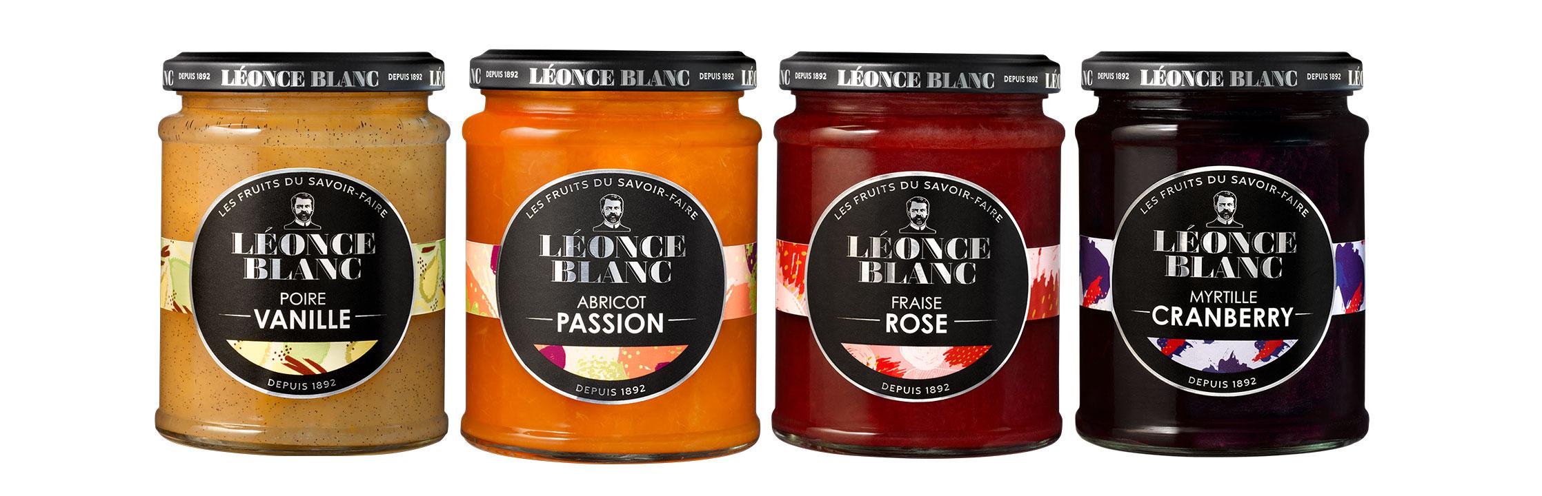 Gamme association de saveurs 320g Léonce Blanc